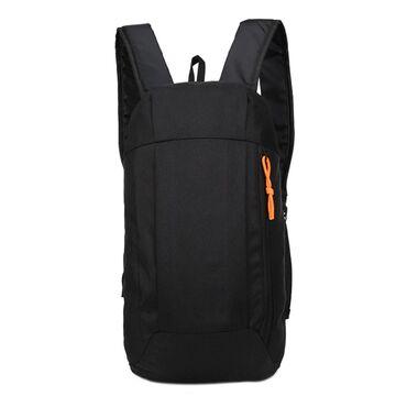 Нейлоновый рюкзак, черный П4042