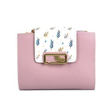 Женский кошелек, розовый П4062