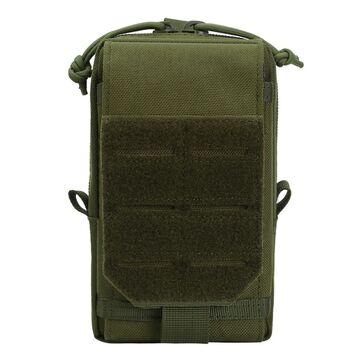 Сумка поясная армейская , зеленая П4068
