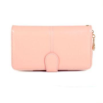 Женский кошелек Vodiu, розовый П0290