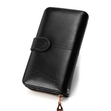Женский кошелек Vodiu, черный П0291