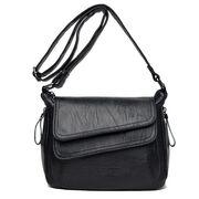 Женские сумки - Женская сумка PHTESS , черная - П0296