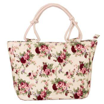 Женская сумка с цветами 0320
