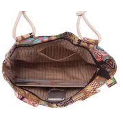 Женские сумки - Женская сумка с цветами П0320