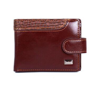Мужской кошелек Baellerry, коричневый П0322