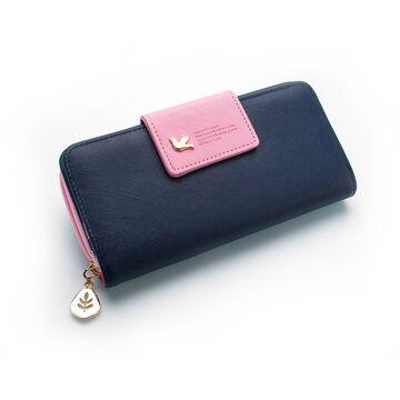 Женский кошелек, синий П0326