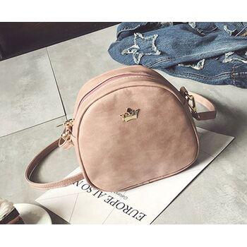 Женская сумка, розовый 0329