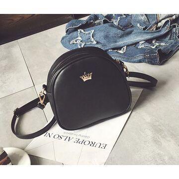 Женская сумка, черная П0330