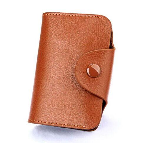 Визитницы - Визитница,коричневая 0363