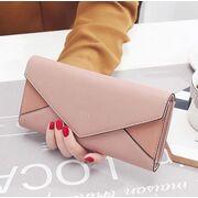 Женские кошельки - Женский кошелек, розовый П0365