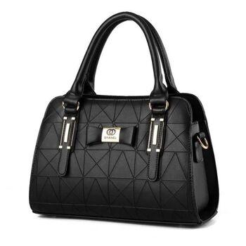 Женская сумка, черная 0370