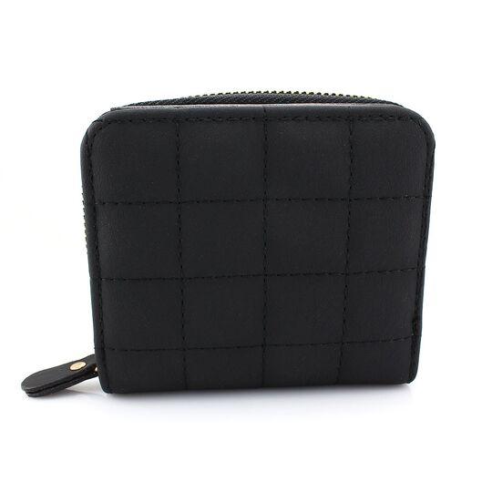 Женские кошельки - Женский кошелек, черный П0389