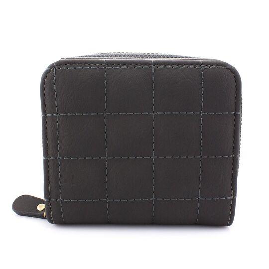 Женские кошельки - Женский кошелек, серый П0391