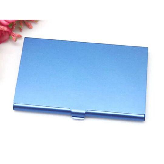 Визитницы - Визитница, синяя П0407