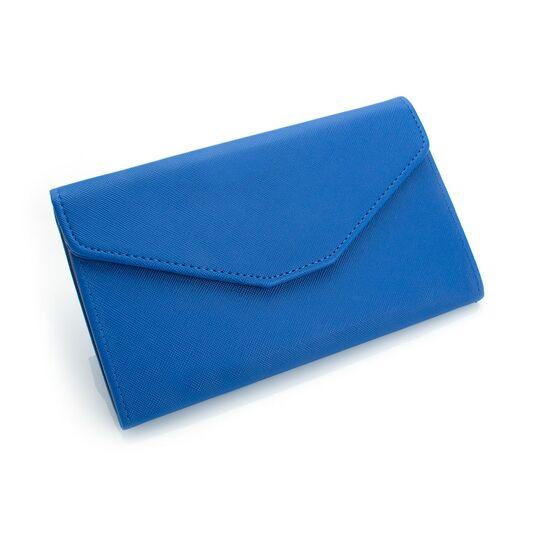 Женские кошельки - Женский кошелек, синий П0412