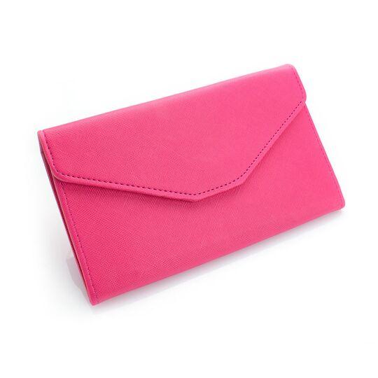 Женские кошельки - Женский кошелек, розовый П0414