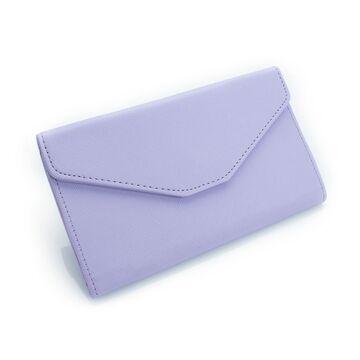 Женские кошельки - Женский кошелек, фиолетовый П0415