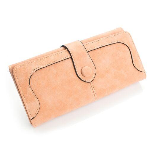 Женские кошельки - Женский кошелек, розовый П0427