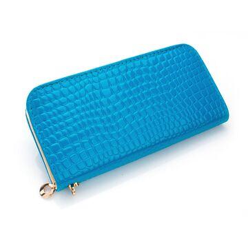 Женский кошелек, синий П0428
