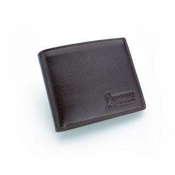 Мужской кошелек, коричневый П0434