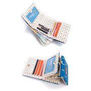 Женские кошельки - Женский кошелек, бежевый П0444