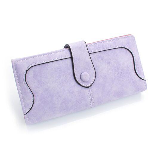 Женские кошельки - Женский кошелек, фиолетовый П0461