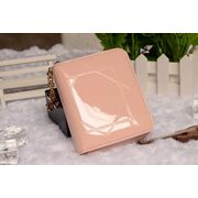 Женский кошелек, розовый П0466