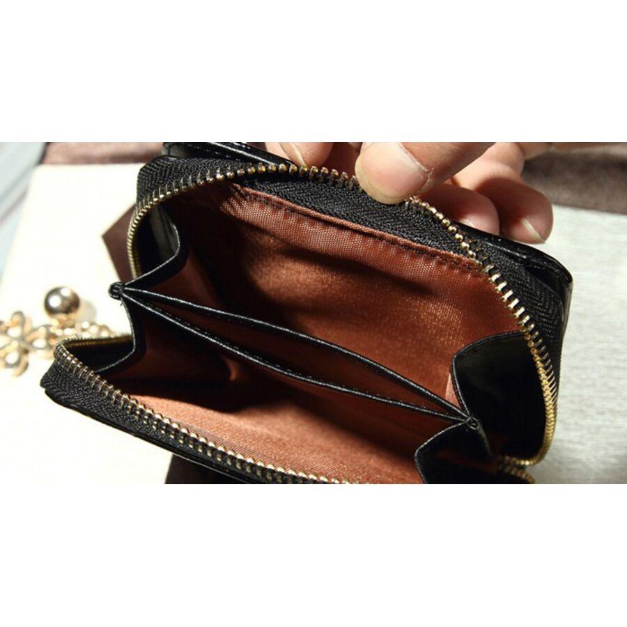 Женские кошельки - Женский кошелек, красный 0467