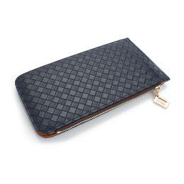 Женский кошелек, синий 0477