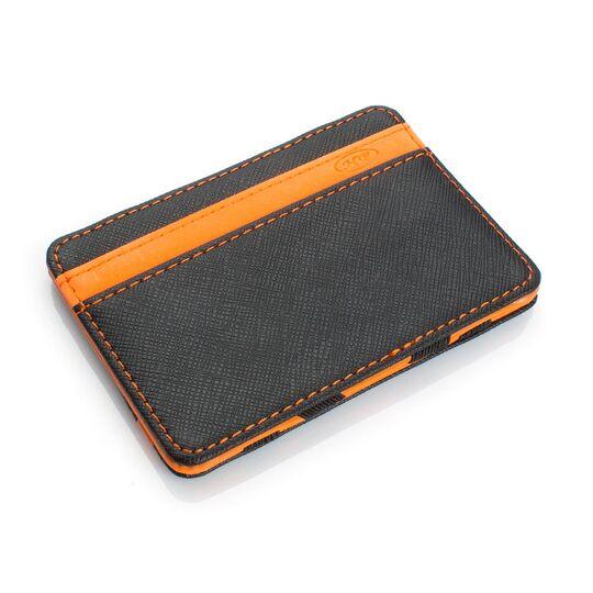 Мужские кошельки - Зажим, кошелек, оранжевый П0485