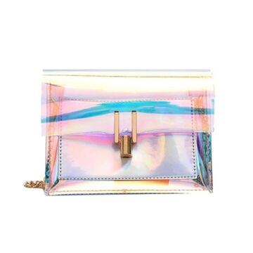 Женская сумка прозрачная П0495