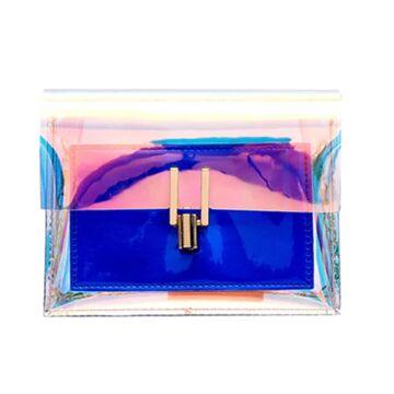 Женская сумка, прозрачная П0496