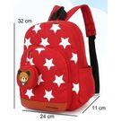 Детские рюкзаки - Женский рюкзак, красный 0497