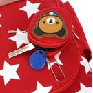Детские рюкзаки - Женский рюкзак, красный П0497