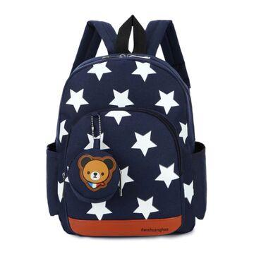 Детские рюкзаки - Женский рюкзак, синий П0498