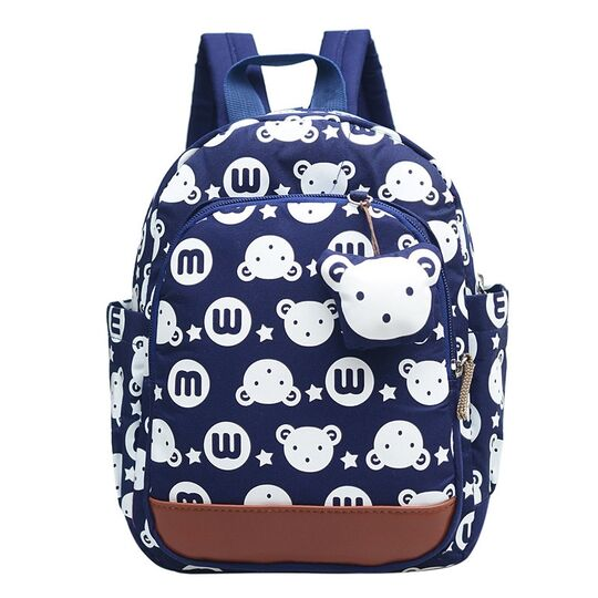 Детские рюкзаки - Детский рюкзак, синий П0508