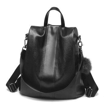 Женский рюкзак HERALD, черный П0511