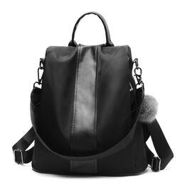 Женский рюкзак HERALD, черный 0512