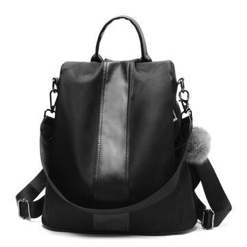 Женский рюкзак HERALD, черный П0512