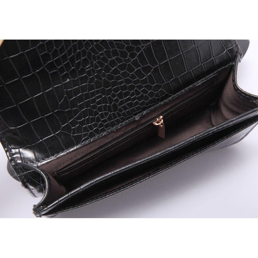Поясные сумки - Сумка поясная Badiya, черная 0521