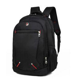 Мужской рюкзак WOVELOT, черный 0536