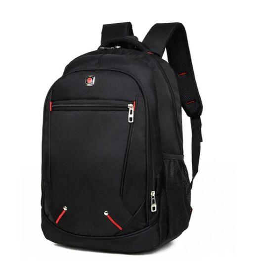 Мужские рюкзаки - Мужской рюкзак WOVELOT, черный П0536