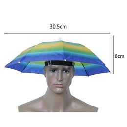 Зонтик шапка 0539
