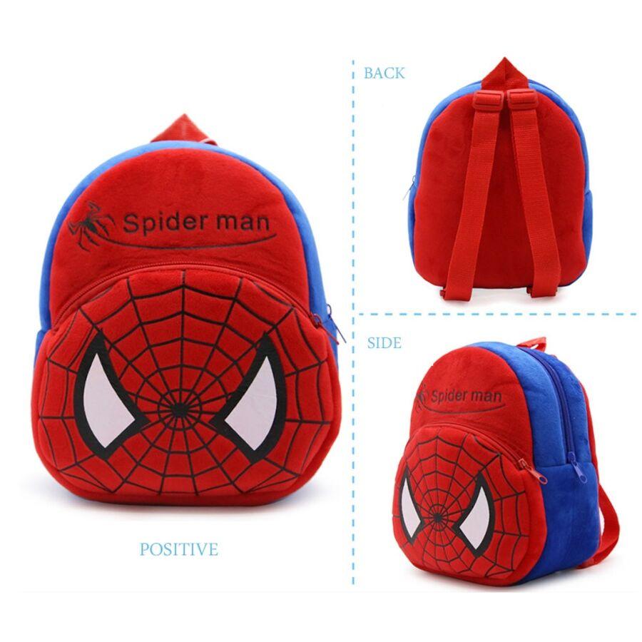 Детские рюкзаки - Детский рюкзак Человек Паук 0542