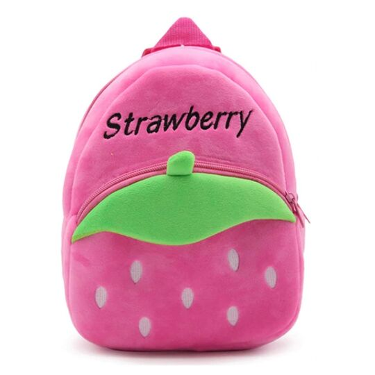 Детские рюкзаки - Детский рюкзак Клубничка П0545