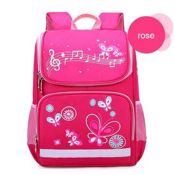 Детские рюкзаки - Детский рюкзак с бабочками П0551