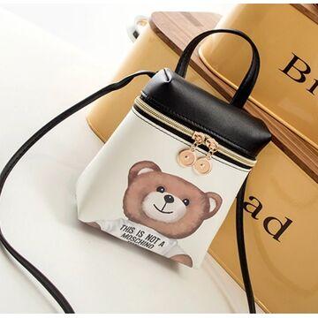 """Женская сумка """"Медвежонок"""" П0552"""