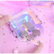 Женский кошелек прозрачный П0553