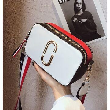 Женская сумка клатч, белая П0558