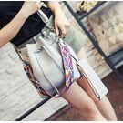 Женские сумки - Женская сумка DAUNAVIA, серая П0559